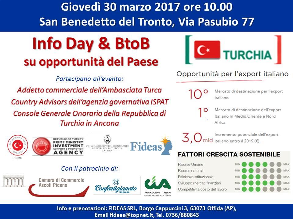 Il 30 marzo a san benedetto del tronto info day e focus for Scadenzario fiscale 2017